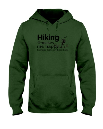 Hiking - Make Me Happy