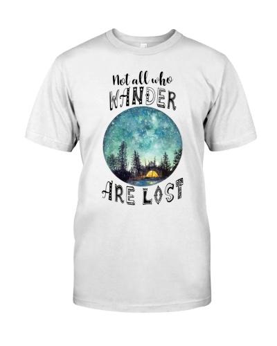 Camping Wander Lost