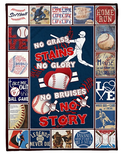 Baseball Funny No Grass Stains Graphic Design