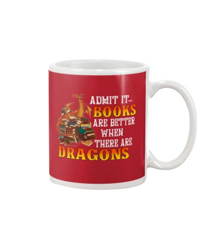 Books Admit It