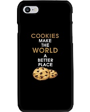Cookies Make The World A Better Place Phone Case thumbnail