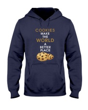 Cookies Make The World A Better Place Hooded Sweatshirt thumbnail