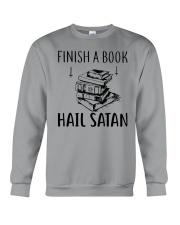 Finish A Book Crewneck Sweatshirt thumbnail