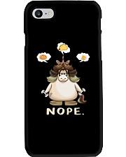 GYM - Unicorn Nope Phone Case thumbnail