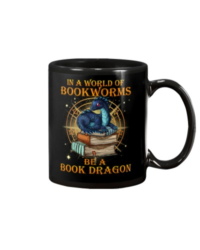 Books In A World Of Bookworms
