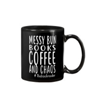 BOOK - Books coffee and chaos Mug thumbnail