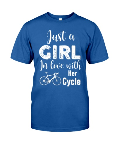 Cycle - ust A Girl In Love With Her Cycle