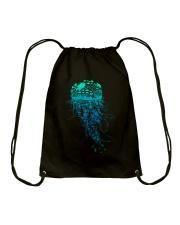 Scuba Diving Drawstring Bag thumbnail