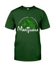 Marijuana Classic T-Shirt front