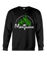 Marijuana Crewneck Sweatshirt thumbnail