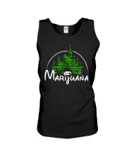 Marijuana Unisex Tank thumbnail