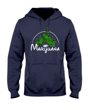 Marijuana Hooded Sweatshirt thumbnail