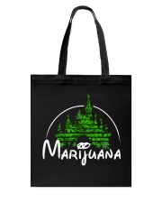 Marijuana Tote Bag tile