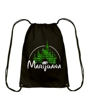 Marijuana Drawstring Bag thumbnail