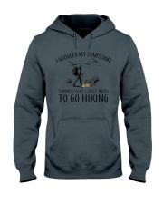 Just Need To Go Hiking Hooded Sweatshirt thumbnail
