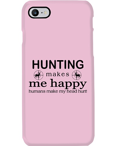 Hunting Makes Me Happy