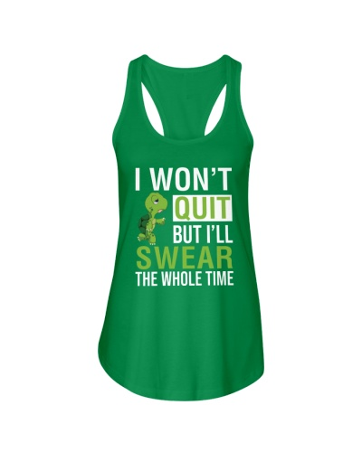 Running Wont Quit