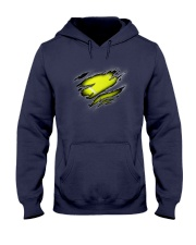 TENNIS INSIDE ME Hooded Sweatshirt thumbnail