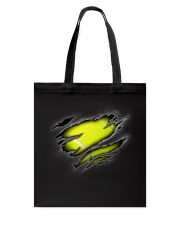 TENNIS INSIDE ME Tote Bag thumbnail