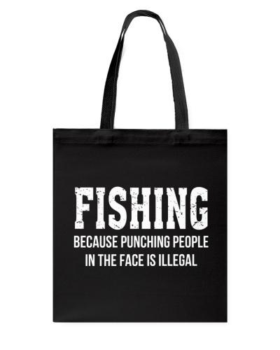 Fishing Punching People
