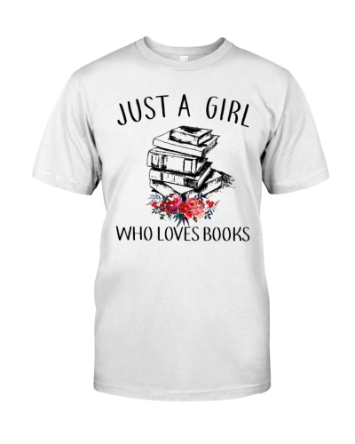 Book Just A Girl