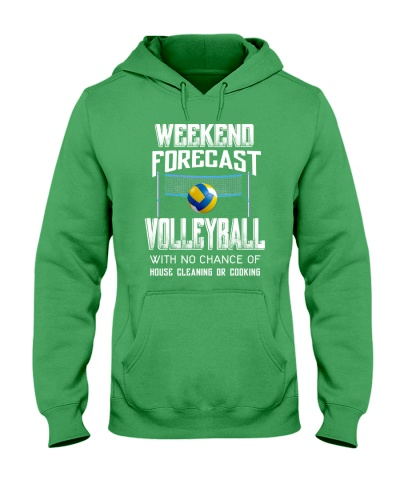 Weekend Forecast Volleyball