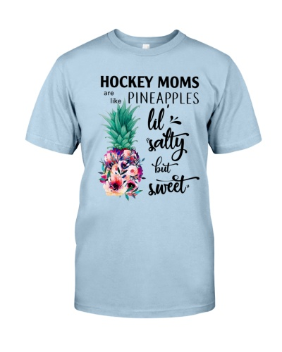 Hockey Moms Lil Salty But Sweet