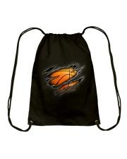 Basketball Inside Me Drawstring Bag thumbnail