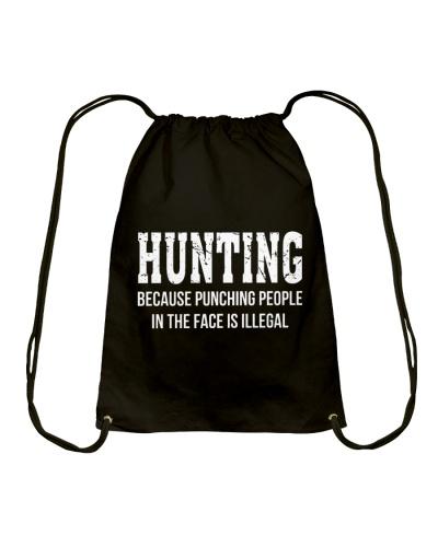 Hunting Punching People