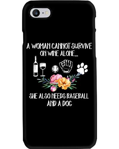 Baseball A Woman Cannot Survive