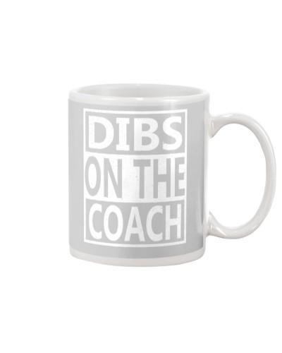 Baseball Dibs On The Coach