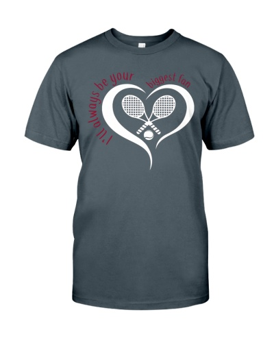 Always Be Your Biggest Tennis Fan