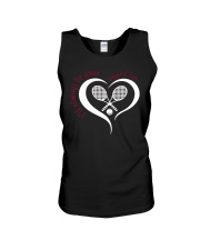 Always Be Your Biggest Tennis Fan  Unisex Tank thumbnail