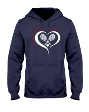 Always Be Your Biggest Tennis Fan  Hooded Sweatshirt thumbnail