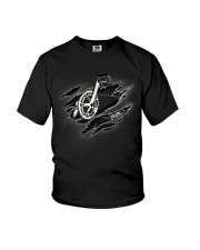 CYCLING  INSIDE ME Youth T-Shirt thumbnail