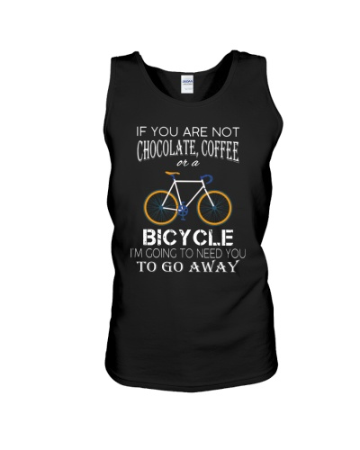 Cycling Need you To Go Away