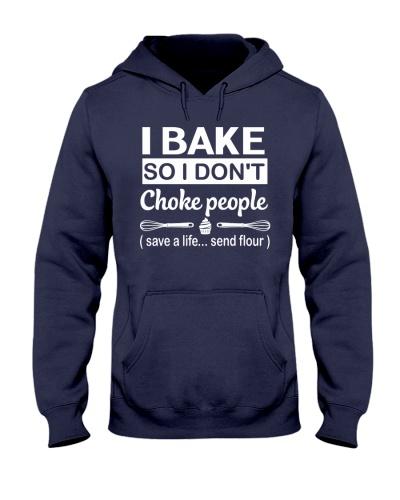 I bake