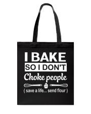 I bake Tote Bag thumbnail
