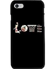Basketball Love Flower Phone Case thumbnail
