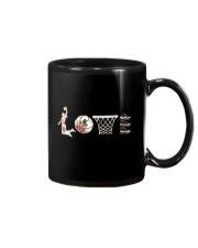 Basketball Love Flower Mug thumbnail