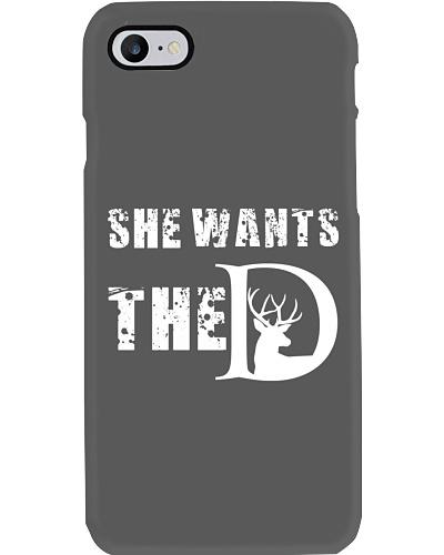 Hunting - She Wants