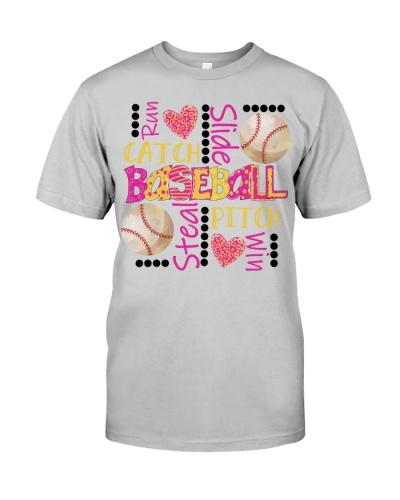Baseball Run Steal