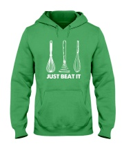 Love baking Hooded Sweatshirt front