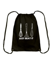 Love baking Drawstring Bag thumbnail