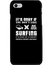 Surfing Sport Away Phone Case thumbnail
