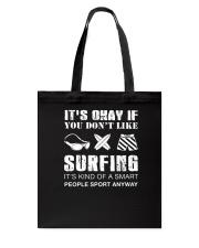 Surfing Sport Away Tote Bag thumbnail