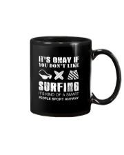 Surfing Sport Away Mug thumbnail