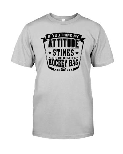 Hockey Attitude Stinks