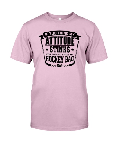 Hockey Attitude Stinks