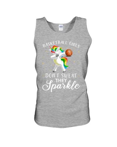 Basketball Girls Don't Sweat